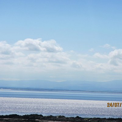 View across the Solway Firth