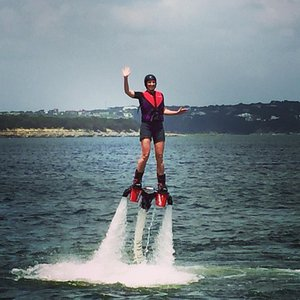 Aquafly Austin - A Flyboard Experience