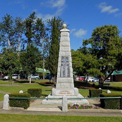 Canungra War Memorial