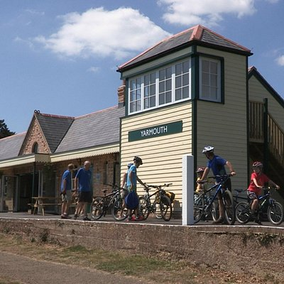 Wight Cycle Hire - Yarmouth Station Hire Centre