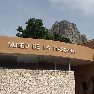 Museo de la Máscara, en Bernal