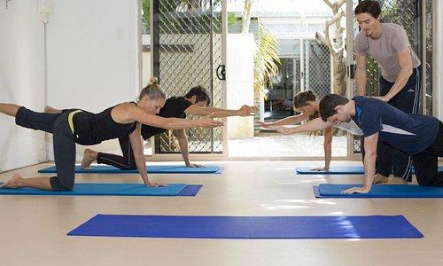 Pilates Mat Classes at Mullum Fitness