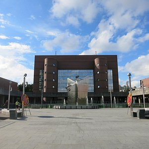 tainan cultural center square