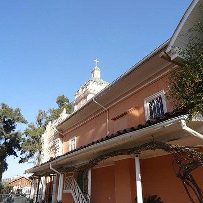 Iglesia El Huique