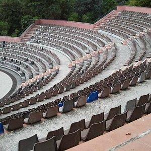 Anfiteatro al Parco Comunale di Zafferana