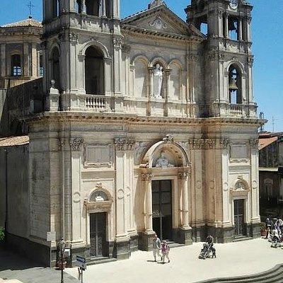 Chiesa di Santa Maria della Provvidenza a Zafferana Etnea