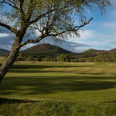 Photo looking from the back of the 17th green. Photo courtesy of Steve Rennie Photography