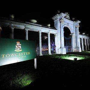 Towcester Entrance