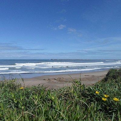 Vista Bahía de los vientos