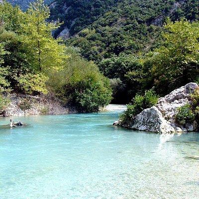 Axeron river - Thesprotia