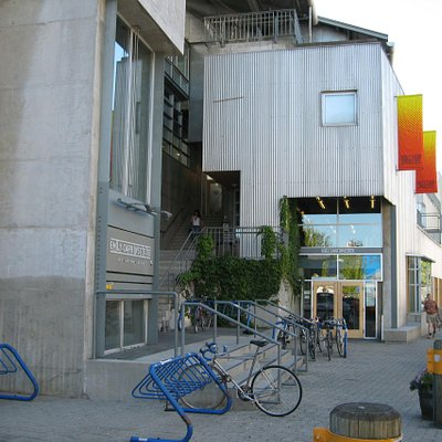 Emily Carr Institute of Art and Design - Fantastic Arts Environment!