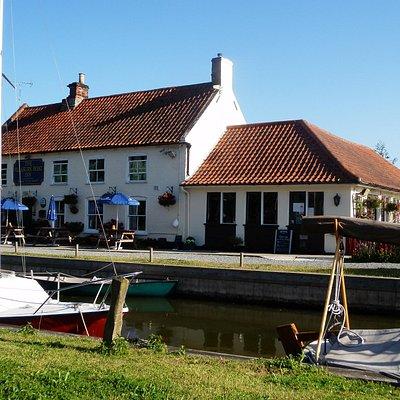 Pleasure Boat Inn, Hickling