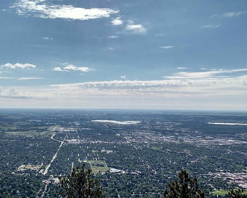 View from top of Mt Sanitas