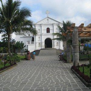 The San Pedro church