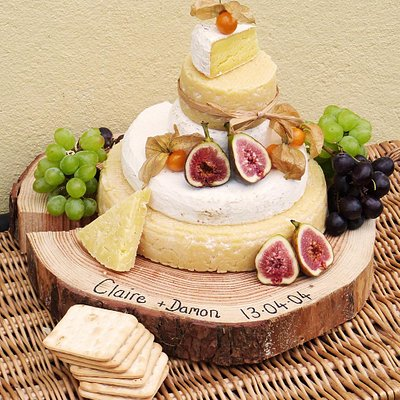 Celebration Cheese cake we supply the cheese you decorate