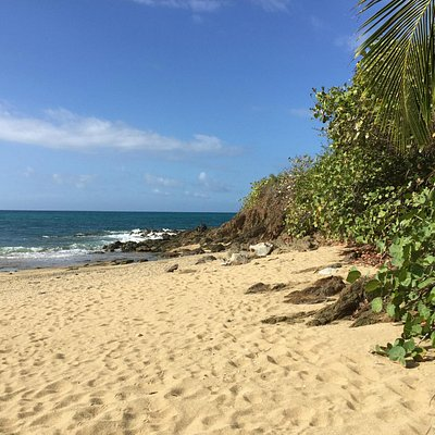 View toward Culebra.