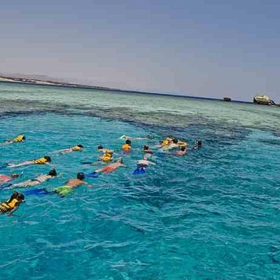 day trip at ras mohammed
