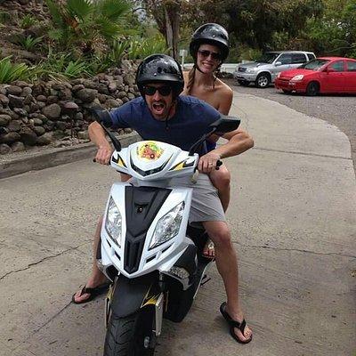 Nevis Scooter Rental