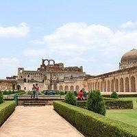 Bidar Fort Diwan E Aam