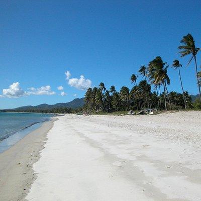 Duyong beach