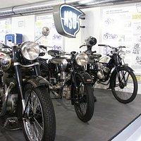 NSU motorbikes Museum AUTOVISION