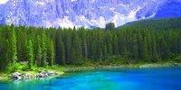 Lago di CarezzaLago di Carezza
