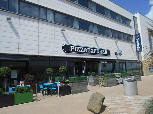 Pizza Express in the morning Sun 09/07/2015