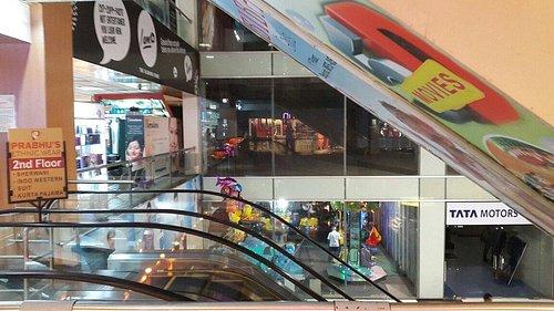 At the City Centre Mall, Nashik