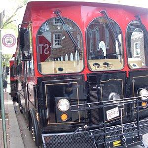 Trollebus in Kingstreet