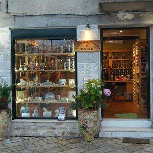Taste and Flavor of olive