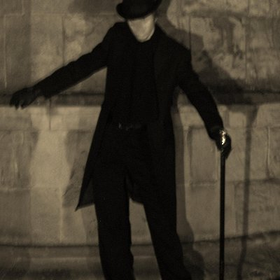 The Ghost Trail Tour Guide