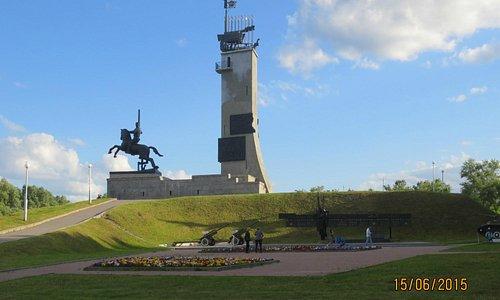 Монумент Победы.