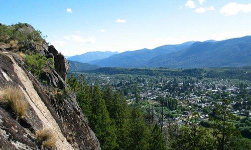 Vistas desde el Cerro Amigo