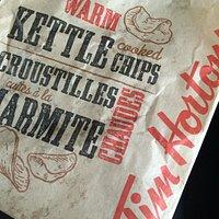 MMMMMM......Kettle Chips!