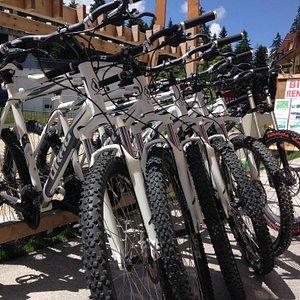Mountain Masters - Bike Rental