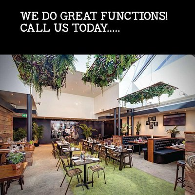 Garden Room... Function space available