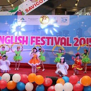 Apollo English Festival 2015