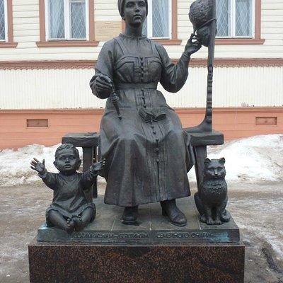 Памятник русским женам