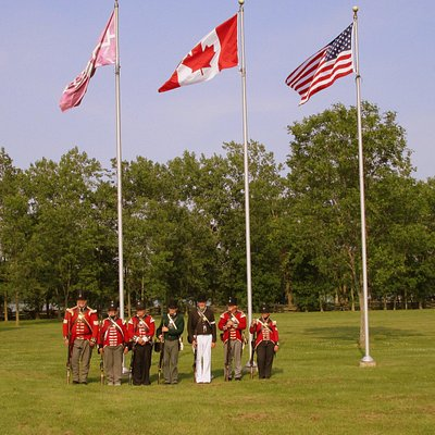 Annual Commemoration of Battle July 5th @ 5pm