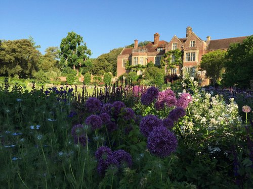 Views from Glyndebourne