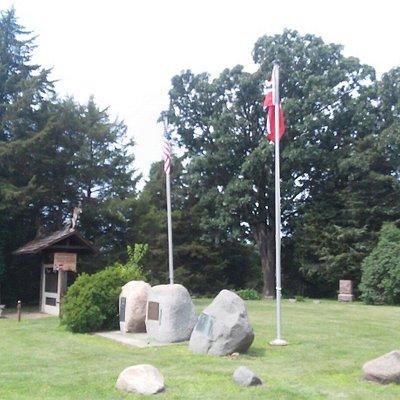 Norwegian Settlers Memorial
