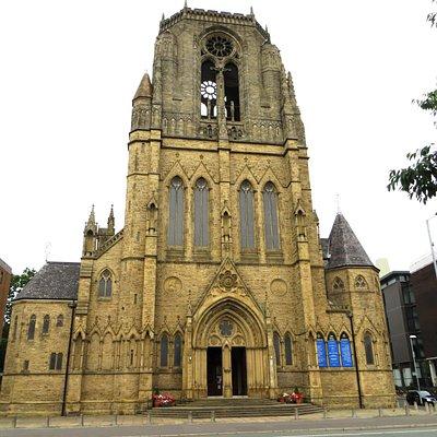 Holy Name Church Exterior