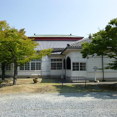 昔は幼稚園として使用されていた倉敷市歴史民俗資料館