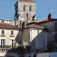 Колокольня церкви Сент-Андре