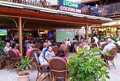 Lycian Cocktail Bar