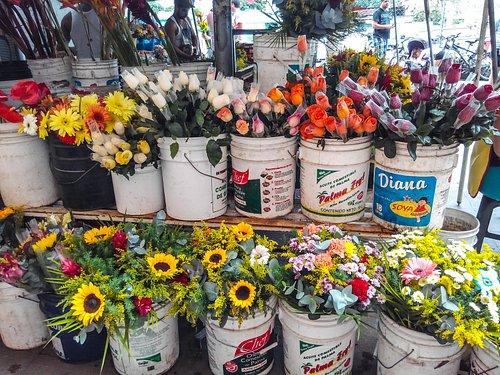 Y las Flores