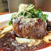 another daily special, rabbit meatloaf