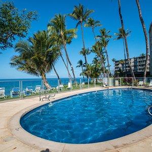 The Pool at the Hale Pau Hana Beach Resort