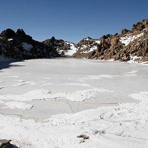 Mount Sabalan Crater Lake