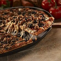 Abby's Special Pizza - Our BIG Combo